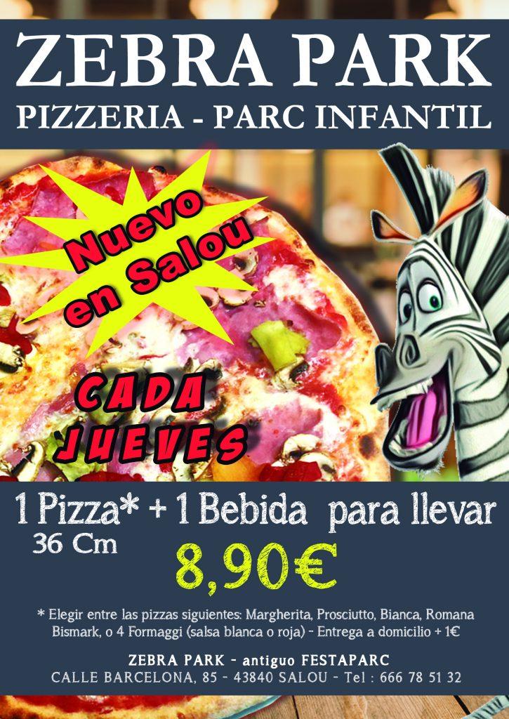 Descuento pizzas Salou