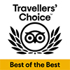 Logo Travellers' choice Pizzeria Zebra